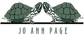 Jo Ann Page Leather Logo